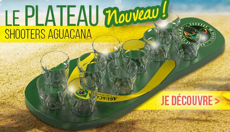 Plateau shooter aguacana