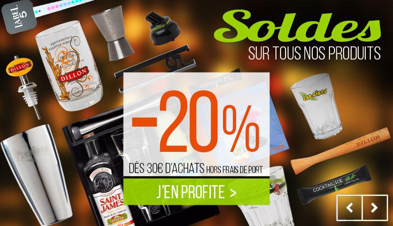 SoldeETE2020 -20% dès 30€